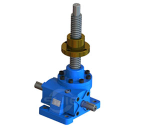 SIJIE Worm Screw Jack